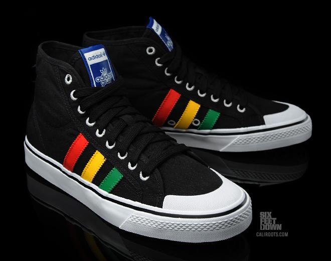 54 Schoenen Adidas Uit Tops Hoge Rasta Vincent4x4 wB0Xqav7v