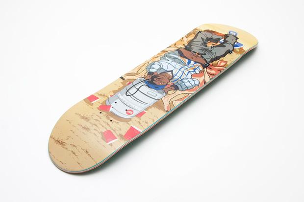 Skate Mental 2011 Decks