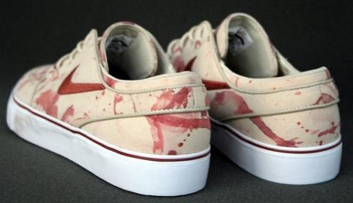 Nike SB Zoom Stefan Janoski Blood Splatter. I ... 29b78318f3